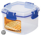Sistema Klip it -  'Cracker' Koekjesdoos - Maat S