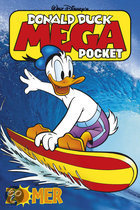 Donald Duck mega pocket / zomer