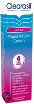 Clearasil Ultra Rapid Action Cream - 15 ml - Behandelingscreme