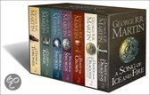 A Song of Ice and Fire boxset (1-5)