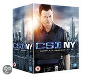 Csi: New York Season 1-9 (Import)