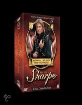 Sharpe The Rise And Honour Of Sharpe Serie 1 + 2 6 Disc Limited Edition