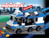 Ministeck Bouwstenen Politiebus