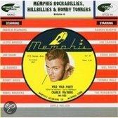 Memphis Rockabil Hillbillies & Honky Tonkers Vol.5