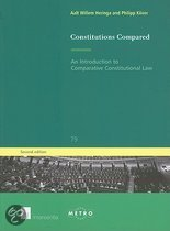 Constitutions Compared: An Introduction to Comparative Constitutional Law
