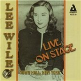 Live On Stage Town Hall  New York/Recorded 1944