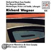 Wagner: Orchestral Excerpts / Adrian Leaper, Grand Canary PO