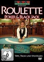 Poker-Black Jack &  Roulette