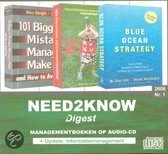 Blue ocean strategy Need2Know (luisterboek)