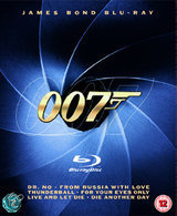 James Bond  Collection - Volume 1 (Import)