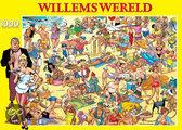 Puzzel Willems Wereld effe niks 1000 stukjes