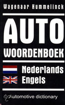 AUTOWOORDENBOEK N-E NEDERLANDS-ENGELS