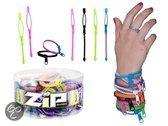 Spin master Zip bandz armband in koker