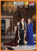 Koninklijke Familie 2 - Puzzel - 1000 Stukjes
