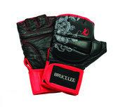 Bruce Lee Dragon Free Fight / MMA Handschoenen L