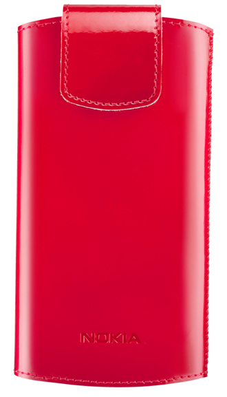 Nokia CP-556 Carrying Case, universal, Red