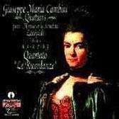 Cambini: Quatuors pour Lacepede Vol I / Le Ricordanze