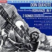Don Quixote/Romanze/2  Songs