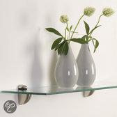 Glaspaneel Rechthoekig Transparant 60 cm