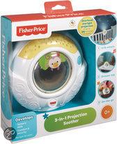 Fisher-Price 3-in-1 Muziekdoos - Babyprojector