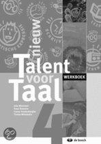 Nieuw talent voor taal aso 4 - werkboek