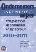 Ondernemerswijzer / 2010-2011 / Deel Zakendoen