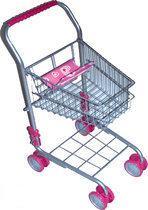 Roze Winkelwagen