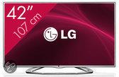 LG 42LA6136 - 3D Led-tv - 42 inch - Full HD - Smart tv