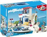 Playmobil Havenpolitie Met Speedboot  - 5128