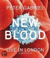 Gabriel Peter - New Blood Live In London - 3D