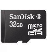 SanDisk Micro SDHC 32GB Bulk