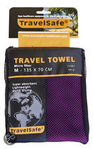 Travelsafe Traveltowel Microfibre - 70x135cm - Medium