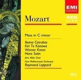 Mozart: Mass in C minor / Leppard, Cotrubas, te Kanawa, Krenn et al