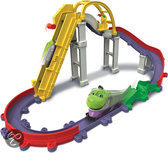 Chuggington werkende wielenset