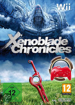 Xenoblade Chronicles + Classic Controller Rood