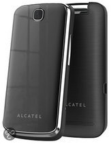 Alcatel One Touch 2010D antraciet