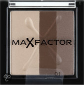 Max Factor Max Colour Effect Trio - 01 Coco Crazy - Eye Shadow