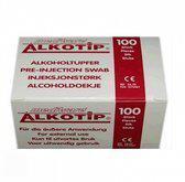 Alkotip Alcoholdoekjes 100st