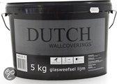 Dutch Wallcoverings Glasweefsellijm Dutch emmer 5 kg