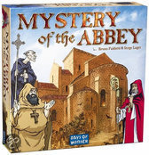Mystery of the Abbey - Bordspel