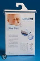 Aerosleep Hoeslakentje Stokke Sleep 70x120 cm - Wit