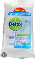 Dettol Surface Care Wipes 40st