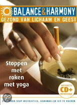Stoppen met roken door yoga - Instructie cd met infoboekje