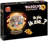 Wasgij 9 Klein verbouwinkje - Puzzel - 1000 stukjes