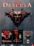 Dracula Trilogy (3DVD)