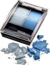 Max Factor Colour Perfection Duo - 455 Sparkling Sirius - Blauw - Oogschaduw