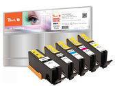 Peach C550XL/C551XL Inktcartridge Combi Pack Canon PGI-550XL/CLI551XL.