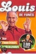 Louis de Funès Collection  (3DVD)
