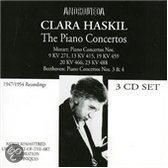 Clara Haskil Plays Mozart & Beethoven Piano Concer