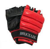Bruce Lee Allround Free Fight / MMA Handschoenen - PU - S/M